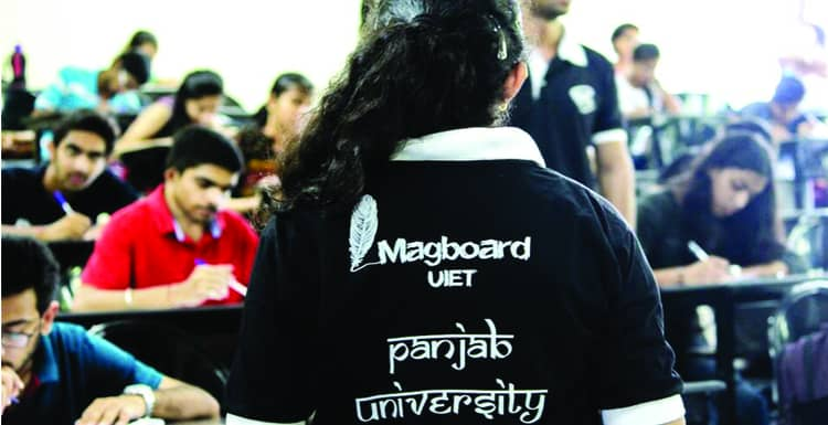 PANJAB UNIVERSITY review at Quadb Apparel Private Limited a Custom Apparel Manufacturing Brand