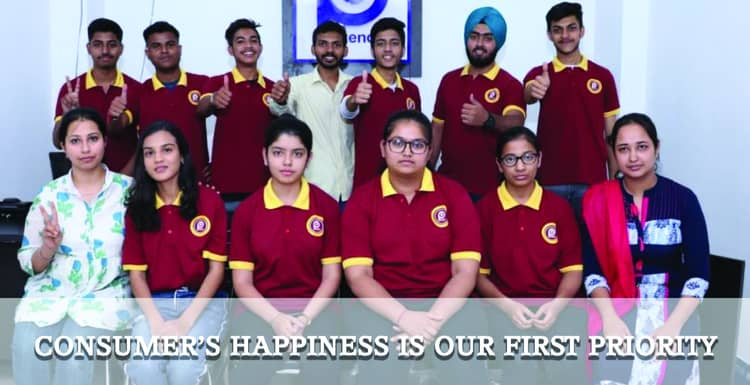 Potencia Academy, Bathinda Portfolio at Quadb Apparel Private Limited a Custom Apparel Manufacturing Brand